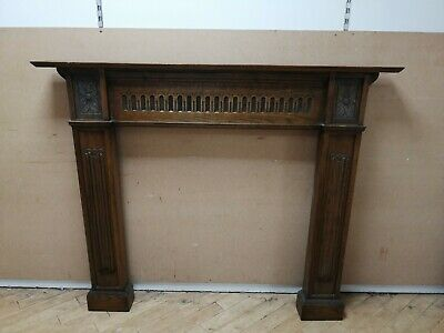 £18 • Buy Old Charm Solid Wood Fire Surround CS SA4