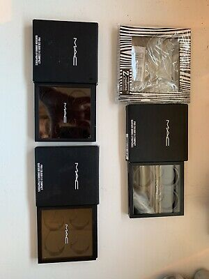£20 • Buy 3x MAC Pro Palettes And One Zpalette