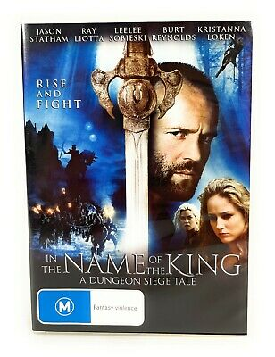 £5.29 • Buy In The Name Of The King - A Dungeon Siege Tale (DVD, 2006) Jason Statham R4