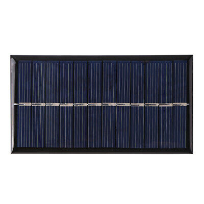 £4.12 • Buy 1W 6V Mini Solar Panel DIY Solar System For Phone Power Bank Cell Chargers