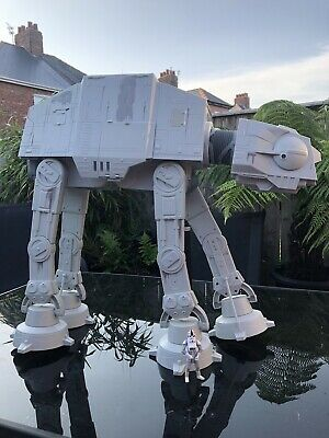 £49.99 • Buy Star Wars Return Of The Jedi DELUXE AT-AT Imperial All Terrain Armored Transport