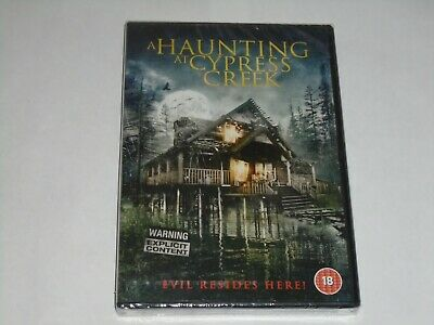 £2.50 • Buy A HAUNTING AT CYPRESS CREEK DVD NEW & SEALED Horror