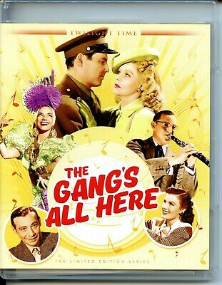 £12.37 • Buy The Gang's All Here-Twilight Time Limited Edition - Alice Faye - Carmen Miranda