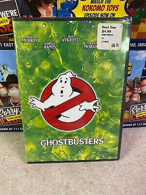 £3.64 • Buy DVD Disc New Sealed Movie GHOSTBUSTERS