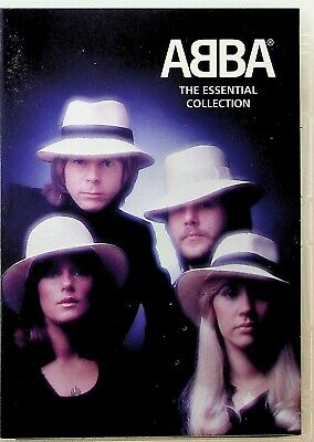 £5.99 • Buy ABBA -The Essential Videos Collection DVD -2012 -R0 (Best Of/Greatest Hits) MINT