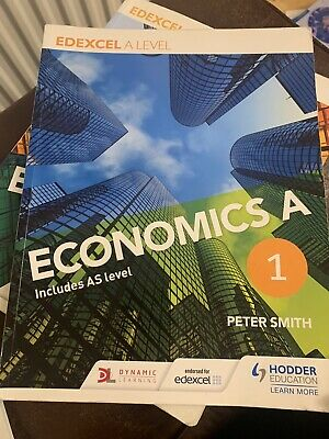 £4.75 • Buy Edexcel A Level Economics A Book 1 By Peter Smith (Paperback, 2015)