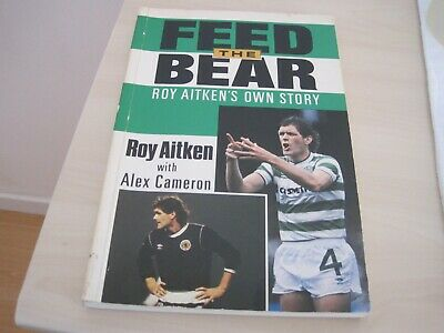 £7.99 • Buy Celtic Fc Paperback Book - Feed The Bear - Roy Aitken's Own Story