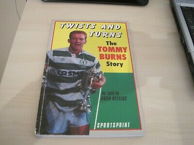 £9.99 • Buy Celtic Fc Book - Twists And Turns - The Tommy Burns Story