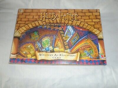 £5 • Buy Harry Potter   Mystery  At  Hogwarts  Board  Game  Complete