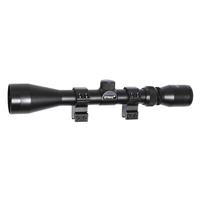 £45.99 • Buy Strike Systems Air Rifle Scope 3-9x40 / 11mm Weaver Mounts Airsoft Sniper #18604