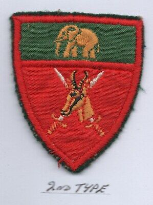 £7.99 • Buy South  African Army Eastern Province Command Patch, 2nd Type