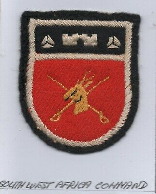 £7.99 • Buy South  African Army South West Africa Command Patch