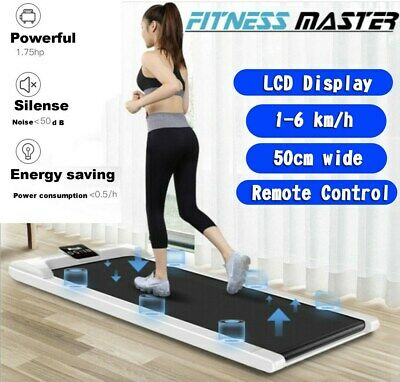 AU298.99 • Buy Electric Walking Pad Treadmill Home Office Exercise Machine Fitness Display U8