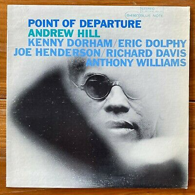 £7.31 • Buy Andrew Hill – Point Of Departure-Hard Bop-Free Jazz Vinyl LP-Blue Note RE-Dolphy
