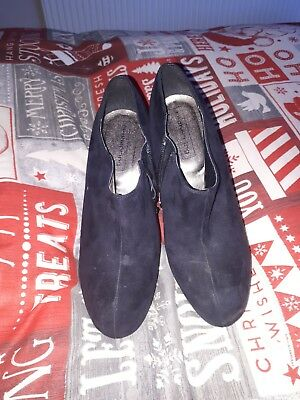 £4 • Buy Black Red Herring Size 5 Ankle Boots