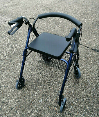 £20 • Buy 4 Wheel Mobility Walker With Seat