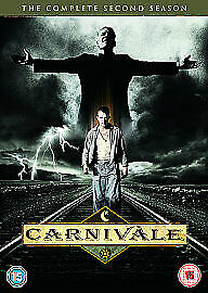 £9.99 • Buy Carnivale: The Complete Second Season (DVD 2006) - New SEALED