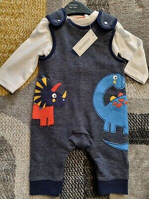 £2.10 • Buy Bnwt Designer Baby Boys Outfit By Blue Zoo 0-3 Mths