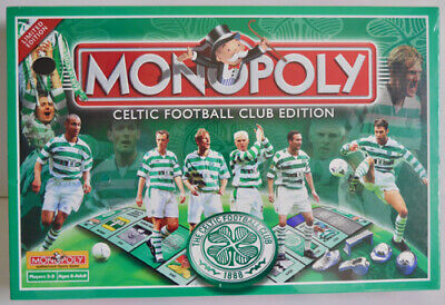 £99.99 • Buy Monopoly Celtic Football Club Edition Winning Moves (2001) Celtic Fc *new-sealed