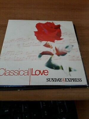 £0.99 • Buy Sunday Express Classical Love CD