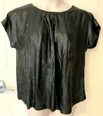 AU2.41 • Buy COUNTRY ROAD - Italian Fabric Top - Size XL