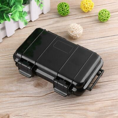 £6.63 • Buy Outdoor Shockproof Sealed Waterproof Safety Case ABS Tool Dry Box (A)