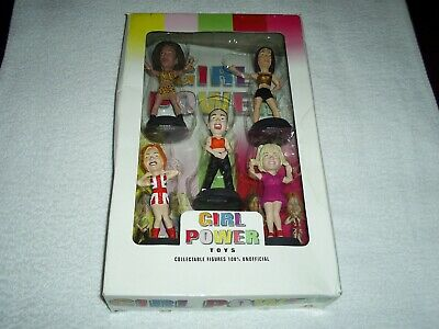 £16.99 • Buy SPICE GIRL DOLLS  Figures Boxed Complete FULL SET 1997 & 4 Blow Up Spice Dolls