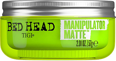 £16.14 • Buy TIGI Bed Head Manipulator Matte Hair Wax Paste With Strong Hold 57 G