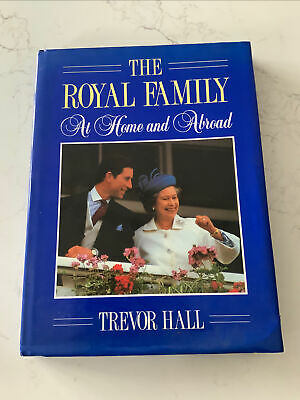 £1 • Buy The Royal Family At Home And Abroad Large Hardback Coofee Table Book