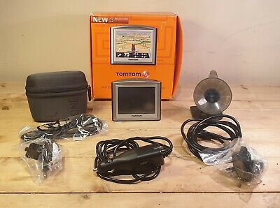 £10 • Buy Tomtom One  3rd Edition, Boxed With Accessories