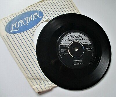 £4.79 • Buy JAN AND DEAN*** YOU'RE ON MY MIND C/w CLEMENTINE *** 1959  LONDON RECORDS