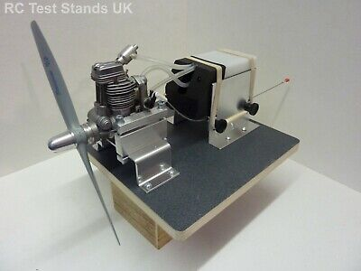 £34.50 • Buy Nitro Engine Test Stand Rig. Static Test Your RC Engine In Safety. 1cc To 30cc