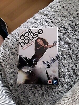 £3 • Buy Dollhouse - Series 1 And 2 - Complete Drama Action Adventure Thriller Cult