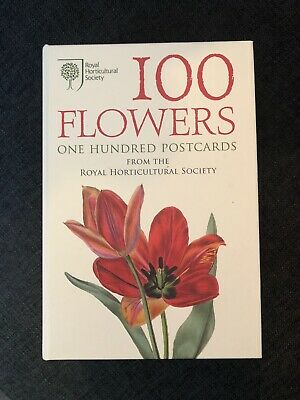 £1.99 • Buy 100 Flowers Floral Postcards Boxed, RHS Royal Horticultural Society