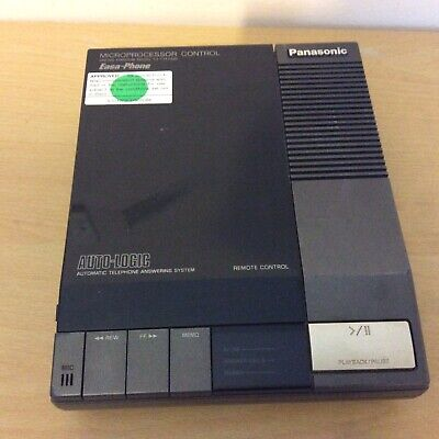 £2.50 • Buy Panasonic Easa-phone Automatic Telephone Answering System Model Kx-t144be