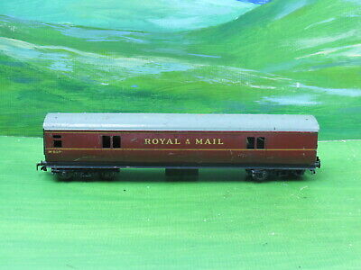 £4.99 • Buy Hornby Dublo Royal Mail T.P.O Coach W807 For Spares / Repair - OO Gauge
