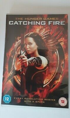 £3.49 • Buy The Hunger Games  Catching Fire DVD