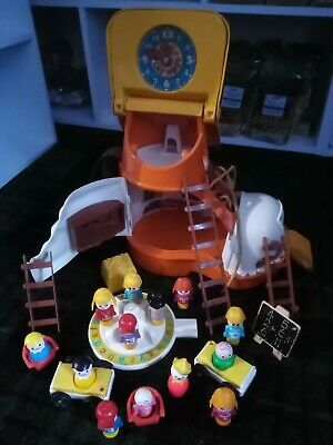 £25 • Buy Vintage 70s Matchbox Play Boot Toy Set & People & Accessories