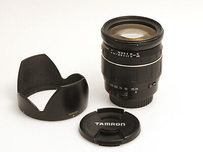 £34.31 • Buy Tamron Af Aspherical Ld (If) 28-200mm 1:3, 8-5, 6 Macro For Canon EOS Ef