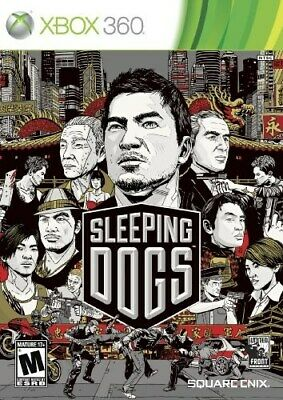 £12.82 • Buy Xbox 360 Game Sleeping Dogs Brand New & Factory Sealed