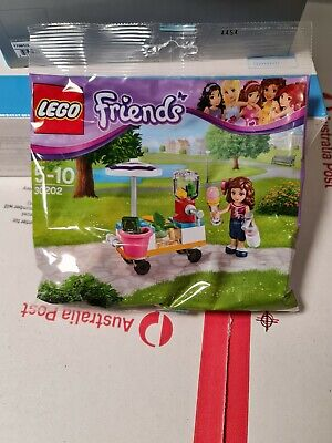 AU6.95 • Buy Lego Friends 30202 Smoothie Stand Brand New & Sealed