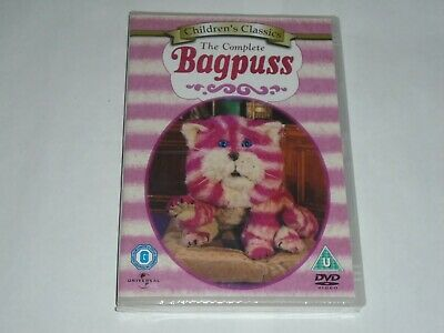 £3.50 • Buy The Complete BAGPUSS DVD (Region 2) NEW & SEALED Children's TV Classic