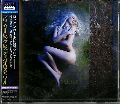 £18.07 • Buy Pretty Reckless-death By Rock And Roll-japan Blu-spec Cd2 F56