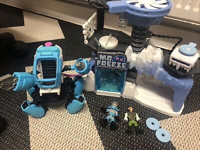 £10 • Buy Imaginext Dc Super Heroes Mr Freeze Ice Cave And Figures