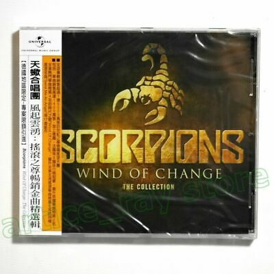 £21.93 • Buy Scorpions Wind Of Change The Collection Taiwan CD OBI Best Hits 2018 NEW