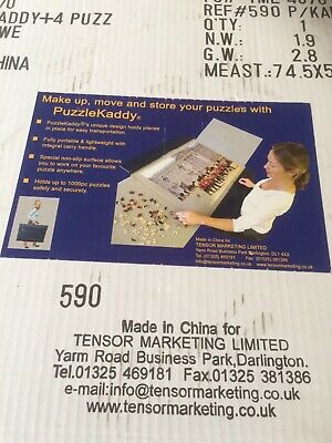 £35 • Buy New & Used Jigsaw Puzzle Board Holder, PuzzleKaddy, & 4 X Large Vintage Puzzles
