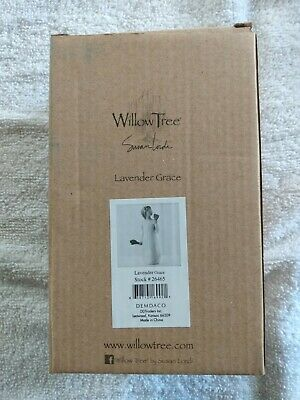 £18.27 • Buy Willow Tree LAVENDER GRACE Figurine #26465 NEW In Box And Unwrapped