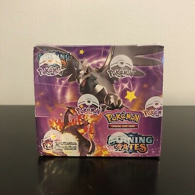 $280 • Buy Pokemon TCG Shining Fates Booster Box 36 Packs Trading Card Game Collection Toys