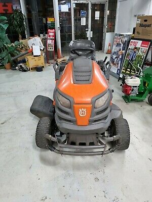 AU2950 • Buy Husqvarna Ride On Mower With Briggs And Stratton 22HP V-twin Motor