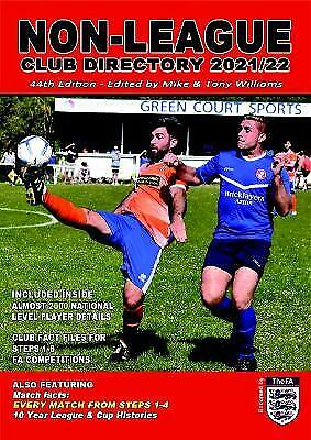 £20.32 • Buy Non-League Club Directory 2021-22, Williams,  Paperback